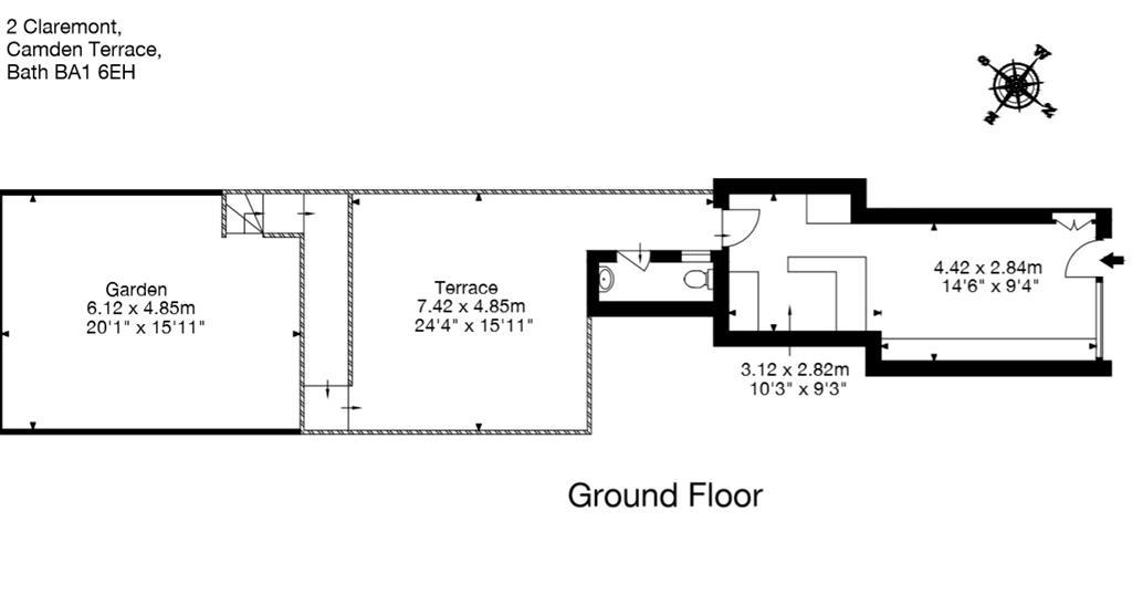 Indicative Floorplan - Ground Floor Level