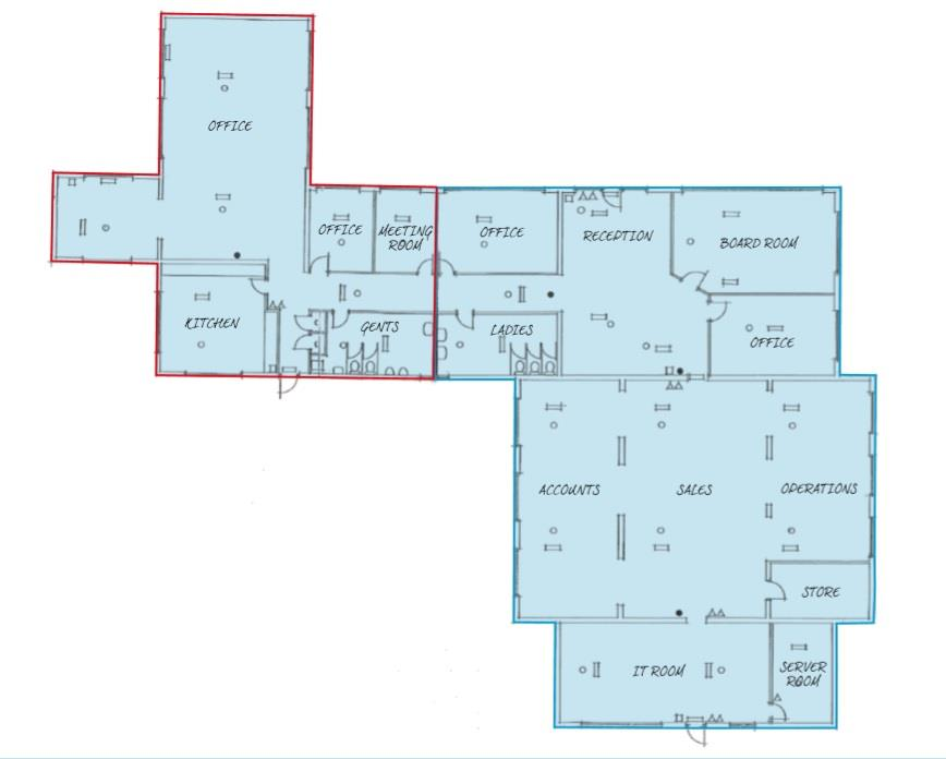 Indicative Floor Plan